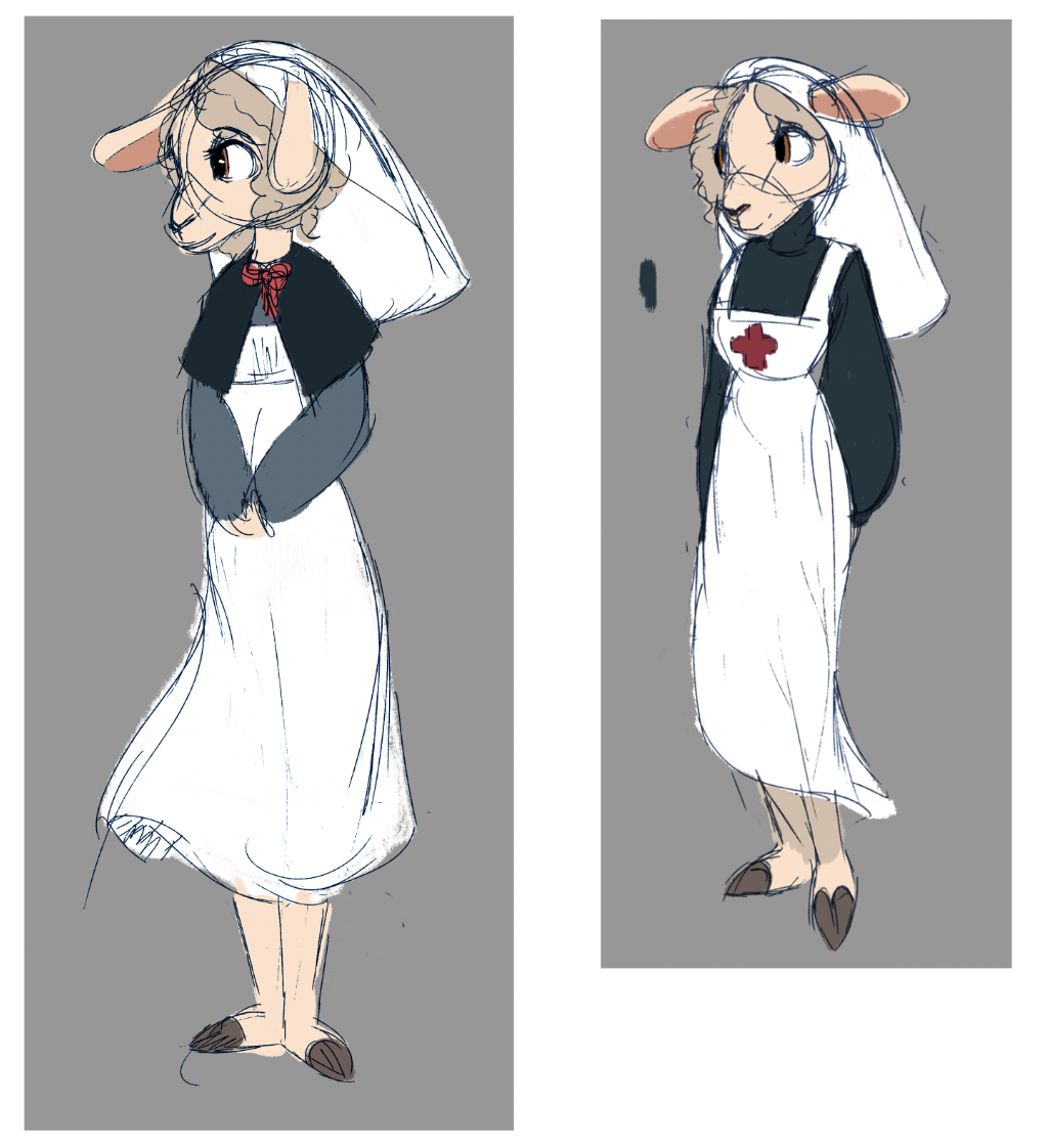 need some character design advice tapas forum