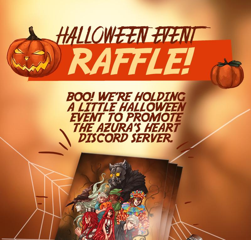 RAFFLE - Halloween Event - Events - Tapas Forum